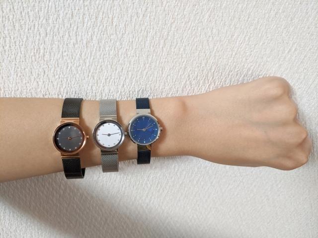 腕時計のベルト調整は自分で出来るの?