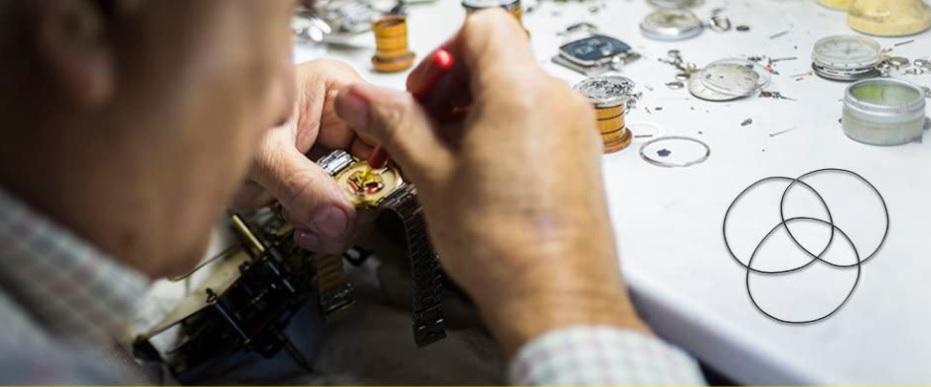 腕時計のパッキン交換は自分でも出来るの?