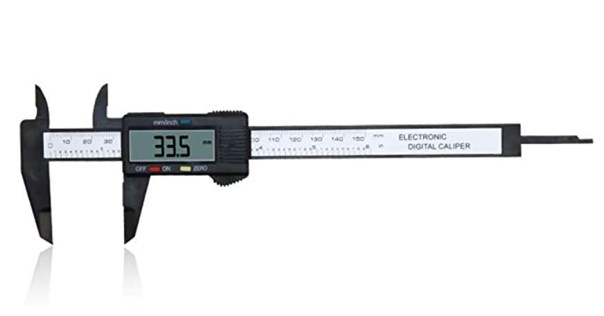 サイズ(内径)を測る